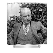 Carl Van Vechten (1880-1964) Shower Curtain