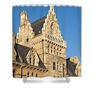 Christchurch College Shower Curtain