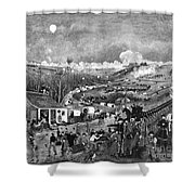 Civil War: Fredericksburg Shower Curtain