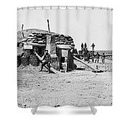 Civil War: Petersburg Shower Curtain