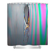 Flow Testing Air Foil Shower Curtain