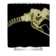 Gas Nozzle, X-ray Shower Curtain