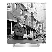 Gerald Ford (1913-2006) Shower Curtain