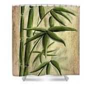 Grass Shower Curtain