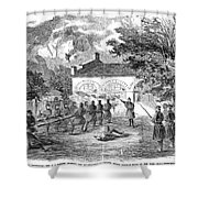 Harpers Ferry, 1859 Shower Curtain