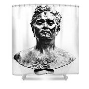 Honore De Balzac (1799-1850) Shower Curtain