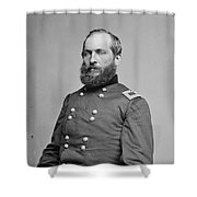 James A. Garfield (1831-1881) Shower Curtain