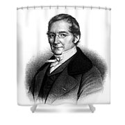 Joseph Gay-lussac, French Chemist Shower Curtain