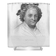 Martha Washington Shower Curtain