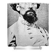 Nathan Bedford Forrest Shower Curtain