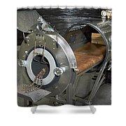 Negative Pressure Ventilator, Iron Lung Shower Curtain