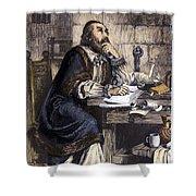 Nicholas Ridley (1500-1555) Shower Curtain