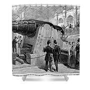 Paris: Exposition Of 1867 Shower Curtain
