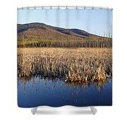 Pondicherry Wildlife Refuge - Jefferson New Hampshire Shower Curtain