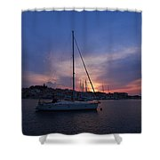 Primosten Shower Curtain