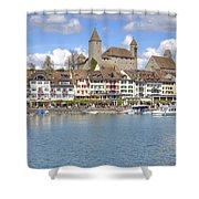 Rapperswil Shower Curtain