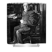 Samuel Gompers (1850-1924) Shower Curtain