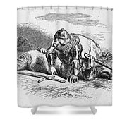 Shakespeare: Henry Iv Shower Curtain