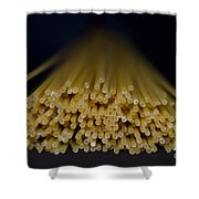 Spaghetti Shower Curtain
