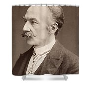 Thomas Hardy (1840-1928) Shower Curtain