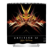 Untitled 32 Shower Curtain