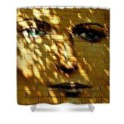 Watching You ... Shower Curtain