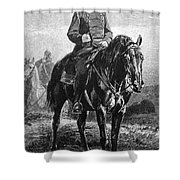 William I Of Prussia Shower Curtain