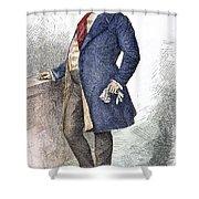 William Iv (1765-1837) Shower Curtain