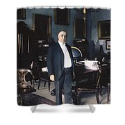 William Mckinley (1843-1901): Shower Curtain