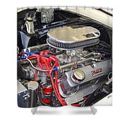 347 Stroker Shower Curtain by Paul Mashburn