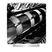 Lloyd's Building London  Shower Curtain