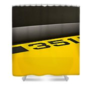 351 Shower Curtain