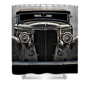 '36 Ford Convertible Coupe Shower Curtain