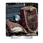 '36 Ford II Shower Curtain