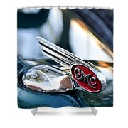 36 Gmc Pick Up Shower Curtain