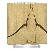 Art Abstract Shower Curtain