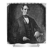 Abraham Lincoln Shower Curtain by Granger