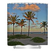 39- Evening In Paradise Shower Curtain