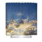 Angel Light Shower Curtain