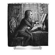 Charles Lamb (1775-1834) Shower Curtain