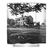 Civil War: Fredericksburg Shower Curtain