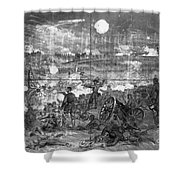 Civil War: Gettysburg Shower Curtain
