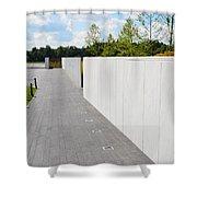 Flight 93 Memorial Shower Curtain