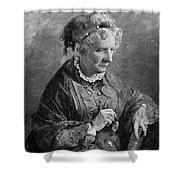 Harriet Beecher Stowe Shower Curtain