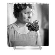 Helen Adams Keller Shower Curtain