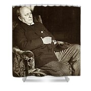 Henry James (1843-1916) Shower Curtain