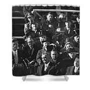 John F. Kennedy (1917-1963) Shower Curtain