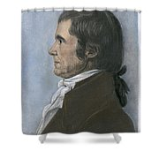 John Marshall (1755-1835) Shower Curtain
