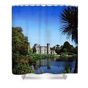 Johnstown Castle, Co Wexford, Ireland Shower Curtain
