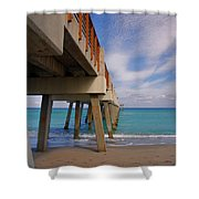 4- Juno Pier Shower Curtain